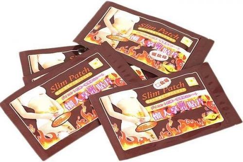 Tecido Adesivo De Mandala ~ 10 Adesivos Emagrecedor Adesivo De Emagrecimento Slim Patch R$ 8,90 em Mercado Livre