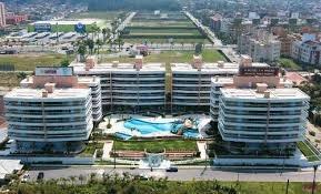 Apto Alto Padrão E Luxo No Guaruja Oasis Resort