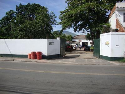 Excelente Galpão Em Nova Iguaçu - 1500 M2 Área Construída