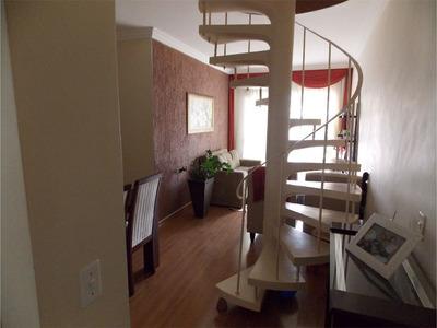 Cobertura Duplex Vila Matilde 3 Dormitórios 2 Suítes