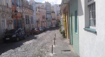 Apto Com Terreno Vista Pra Mar Centro Historico Salvador Ba