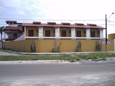 Sobrado No Balneário Beatriz Itanhaém Cod. 386