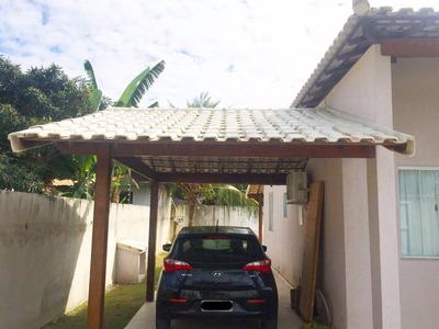 Casa Mobiliada Em Maricá (itapeba Na Rua Da Fabrica De Gelo)