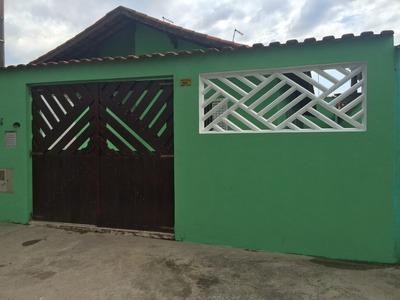 Casa Em Mongaguá - Final De Semana Só R$ 350,00