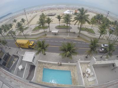 Apto Aluguel Temporada Praia Gde Frente/mar - Aviação 2 Dorm