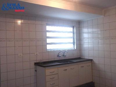 Casa Residencial Em Sao Paulo - Sp, Vila Prudente - Ca02642