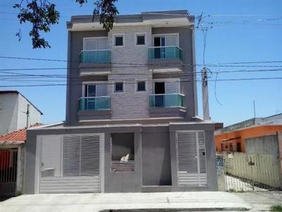 Venda Apartamento Santo Andre Vila Camilopolis Ref:121741 - 1033-1-121741