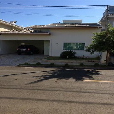 Casa Residencial À Venda, Condomínio Vivenda Das Cerejeiras, Valinhos. - Codigo: Ca1105 - Ca1105