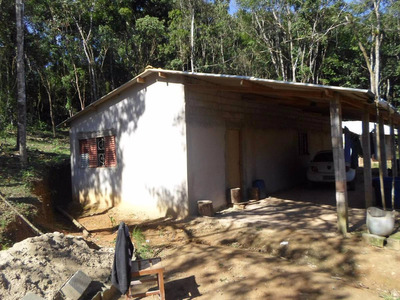 Juquitiba/chácara 15.000 Mts/ Sede/ Riacho/ Pomar/ref: 03789