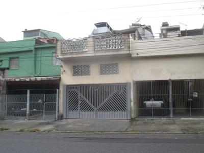 Venda Casa Terrea Sao Bernardo Do Campo Jardim Brasilia Ref: - 1033-1-122830