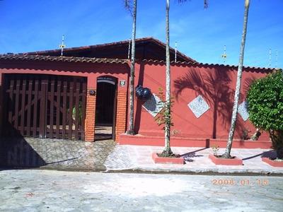 Casa No Jardim Bopiranga Itanhaém Cod. 436