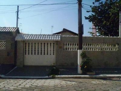 Casa Isolada Em Praia Grande, Maracanã, 3 Dorms. 1 Suíte - Ca2302