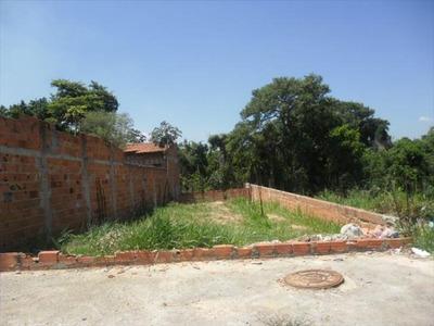 Terreno Em Sorocaba - Jardim Santa Esmeralda