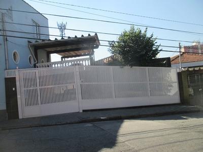 Venda Casa Terrea Sao Bernardo Do Campo Bairro Assunçao Ref: - 1033-1-108585