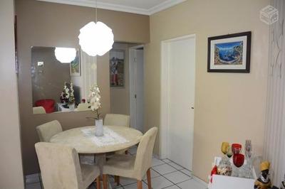 Apartamento/casa De 3 Quartos(1suíte) Com Area Gourmet