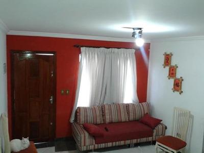 Sobrado Residencial À Venda, Itaquera, São Paulo. - Codigo: So0318 - So0318