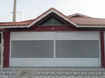 Casa Em Praia Grande, Vl. Caiçara, 3 Dorms.aceita Permuta