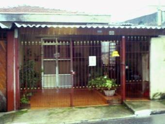 Casa Residencial À Venda, Paulicéia, São Bernardo Do Campo. - Codigo: Ca0025 - Ca0025
