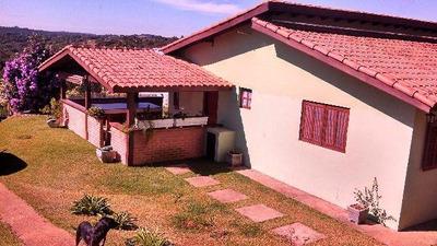 Condomínio Ibiuna 1.000 Mts Casa, Piscina E Campo A/c Carro!