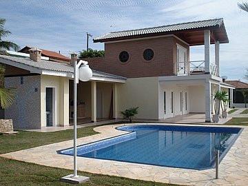 Casa De Campo Em Condomínio Alto Padrao Ac Financiamento !