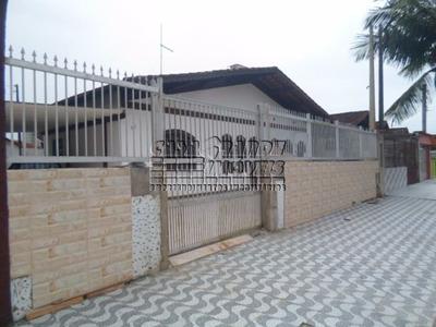 Excelente Casa Semi Isolada Em Praia Grande, Vila Caiçara