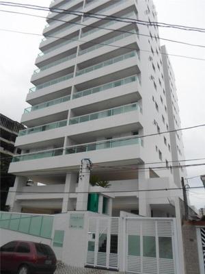 Apartamento Residencial À Venda, Cidade Ocian, 60mil Entrad