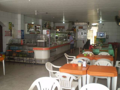 Restaurante Passando O Ponto Comercial Na Ribeira - Ref: 396078