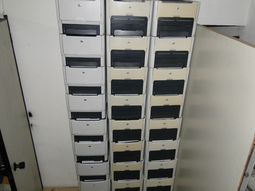 74 impressoras grande lote 2420dtn/1320dn/p2015/ 4250/4200