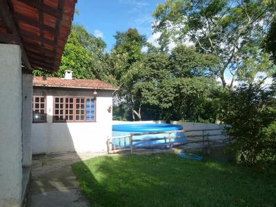 Chácara Com Salão De Festas Faturando Em São Roque - Sp