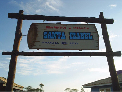 Terreno Estancia Santa Izabel Peruibe
