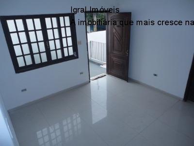 Casa Residencial Em Sao Paulo - Sp, Vila Campestre - Ca02069