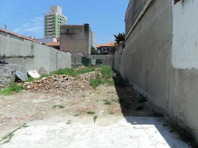 Terreno Comercial À Venda, Tatuapé, São Paulo. - Codigo: Te0011 - Te0011