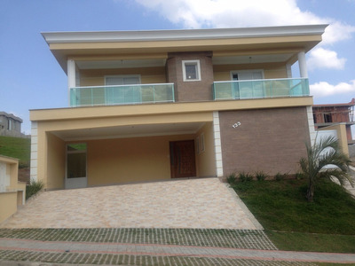 Linda Casa No Condomínio Itahye - Alphaville Sp