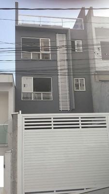 Venda Apartamento Cobertura Maua Parque Sao Vicente Ref:1233 - 1033-1-123317