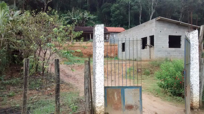 Ibiuna Chacara 1.000 Ms Casa,lus, Poço,caseiro,prox Comercio