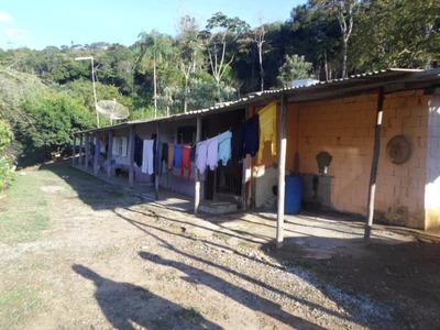 Juquitiba - Linda Chácara/fogão Á Lenha/horta Ref: 04055