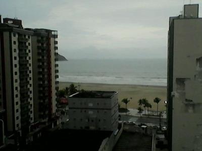 Apartamento Residencial À Venda, Vila Guilhermina, Praia Grande. - Codigo: Ap0712 - Ap0712