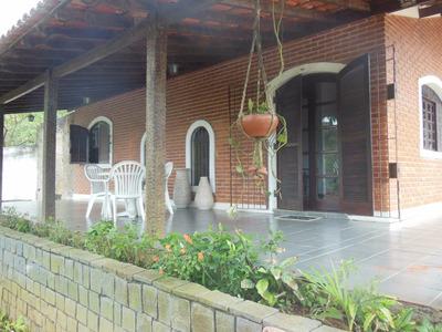 Ibiúna-ótima Casa Residencial 2 Km Do Centro!!