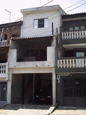 Venda Sobrado Sao Bernardo Do Campo Botujuru Ref:120830 - 1033-1-120830