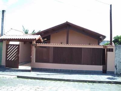 Casa Com Piscina Balneário Santa Júlia Itanhaém Cod. 380