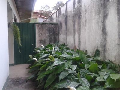 Casa Terrea No Pq Continental Muito Quintal