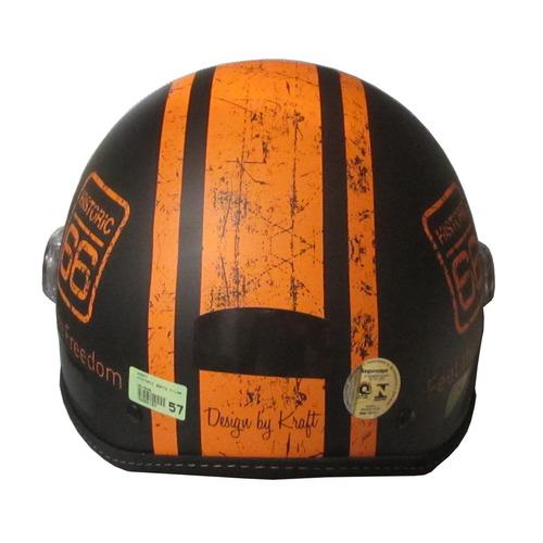 aberto kraft capacete