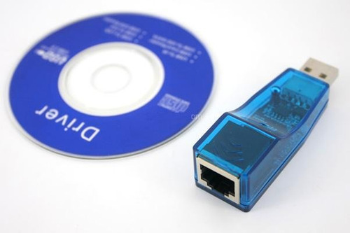 adaptador rede usb macho internet 10/100 mbps lan rj45