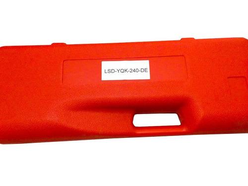 alicate hidraulico prensa/crimpa terminal de 16 até 240mm²