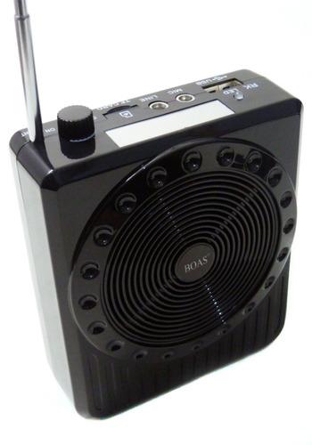 amplificador megafone microfone completo professores aula