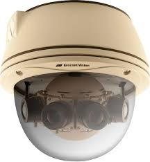 arecont vision av8185dn-hb ip camera 8mp 180 view h.264