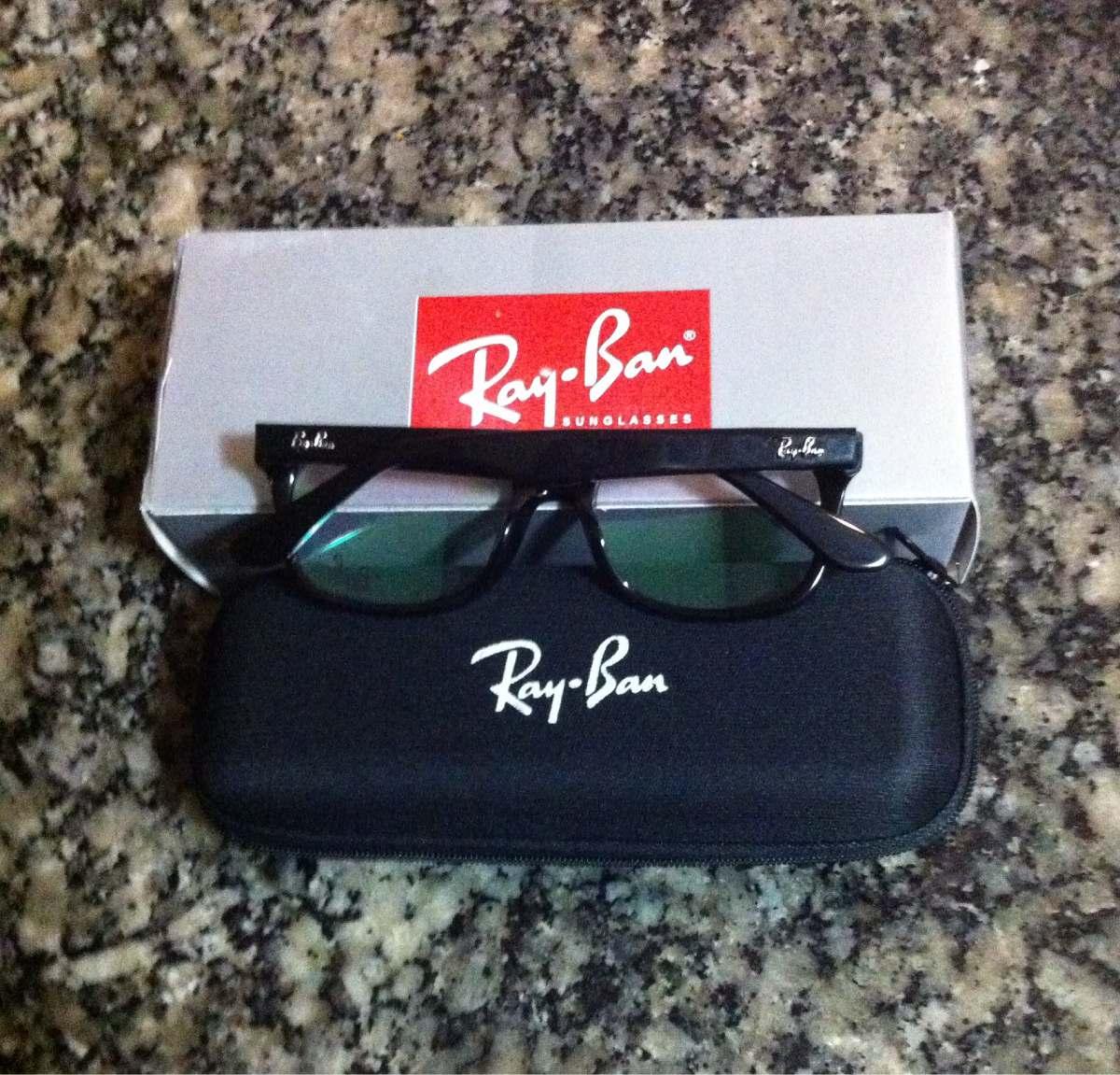 dfa83dc1c5da0 Oculos De Grau Rayban Mercado Livre