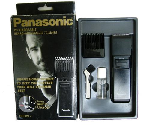 barbeador aparador panasonic