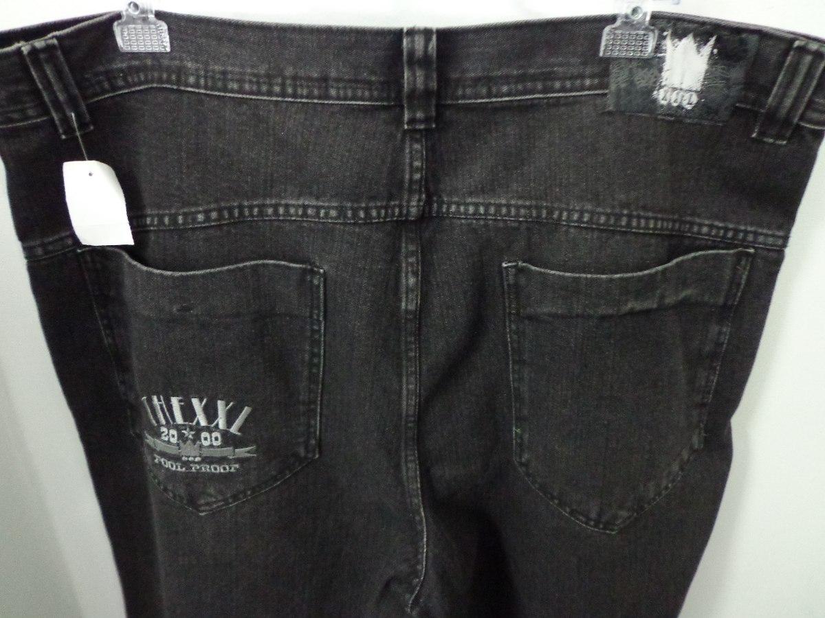 bermuda jeans masculina xxl 55 rap hip hop crazzy store r 139 90 em mercado livre. Black Bedroom Furniture Sets. Home Design Ideas