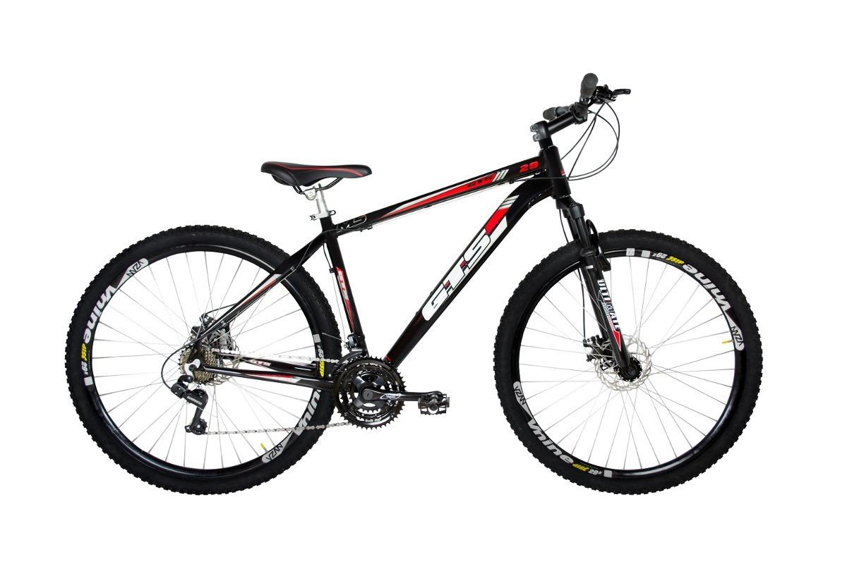 Bicicleta Aluminio Aro 29 Gts M5 27 Marchas Cambios